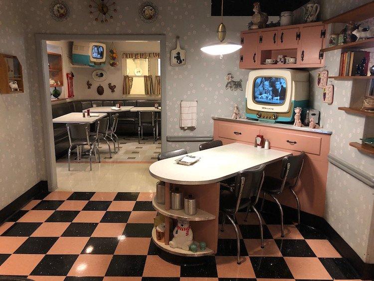 50's Prime Time Café (Orlando, USA)