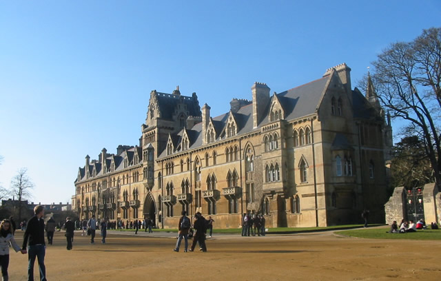 Christ Church College (Oxford – England)