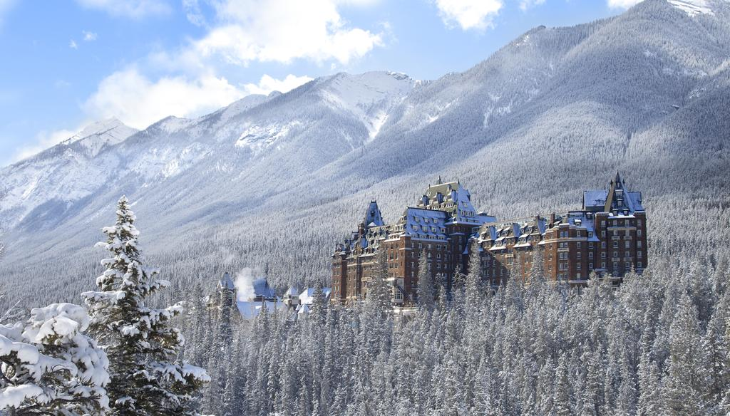 Fairmont Banff Springs Hotel (Alberta, Canada)
