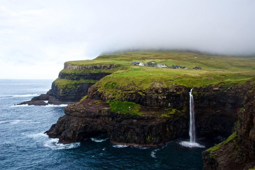 Gasadalur, Faroe Islands, Denmark