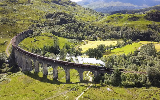 Glenfinnan Viaduct (Scotland)