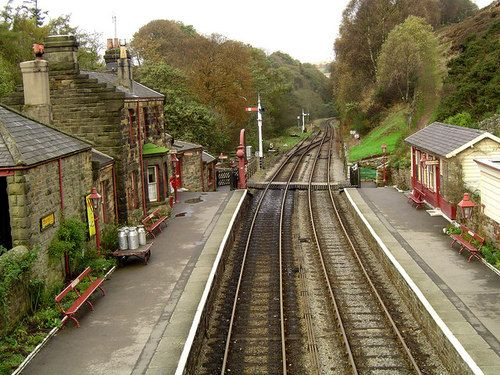 Goathland Station (North Yorkshire, England)