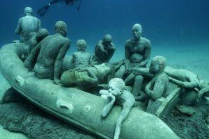 5 Incredible Underwater Museums