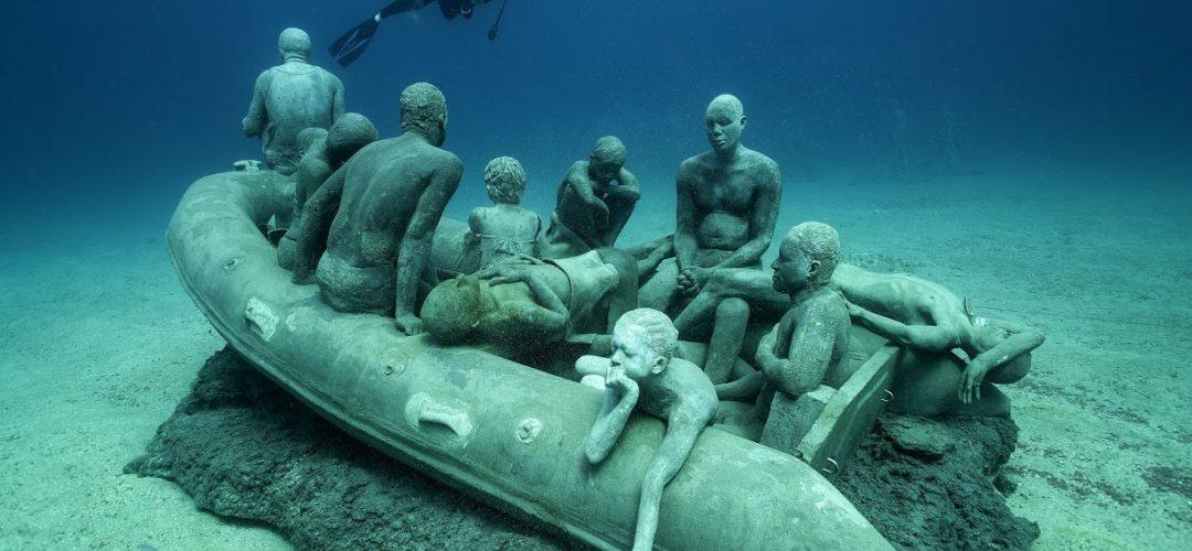 Museo Atlantico (Lanzarote, Spain)