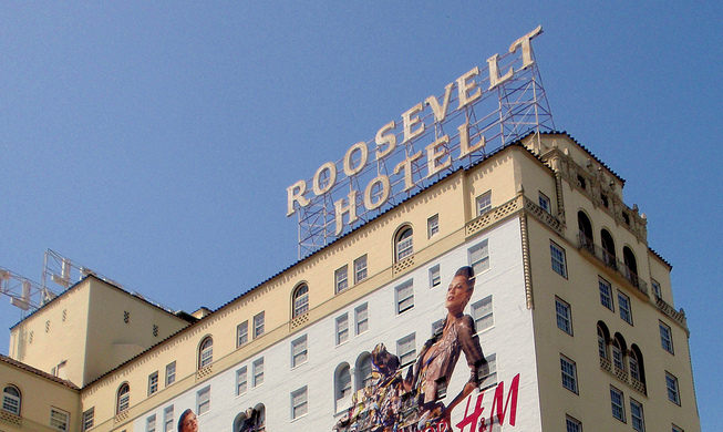Roosevelt Hotel (California, USA)