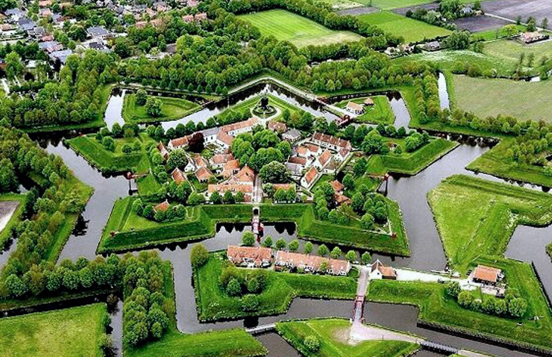 Bourtange, Groningen, Netherlands