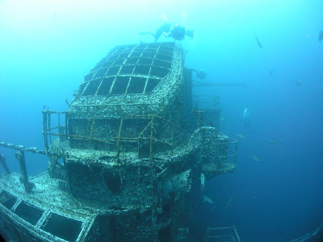 Shipwreck Trail (Florida, USA)