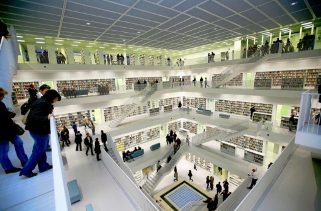 Stadtbibliothek Stuttgart (Stuttgart, Germany)