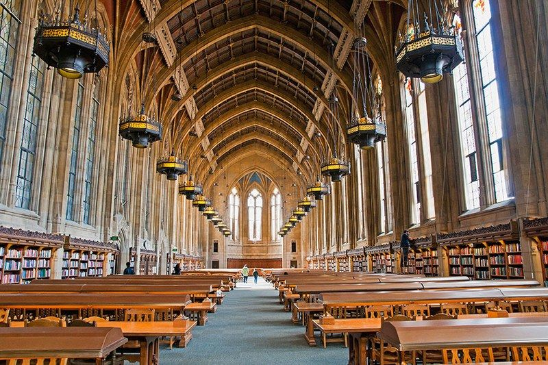 Suzzallo Library (Seattle, USA)