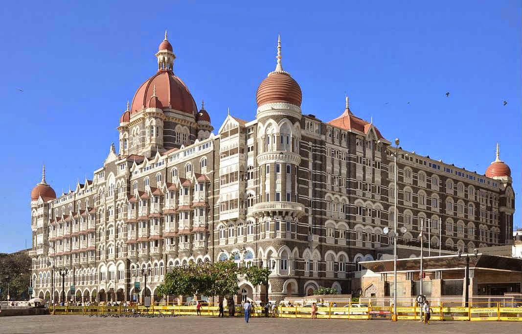 Taj Mahal Palace Hotel (Mumbai, India)