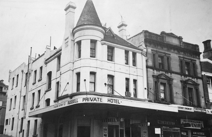 Russel Hotel (Sydney, Australia)
