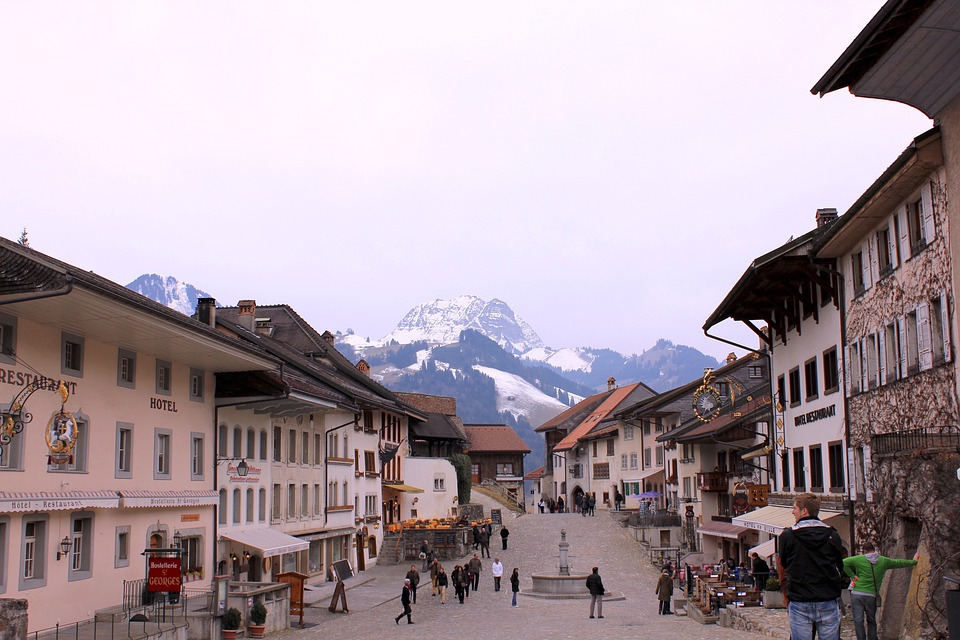 Gruyères, Switzerland