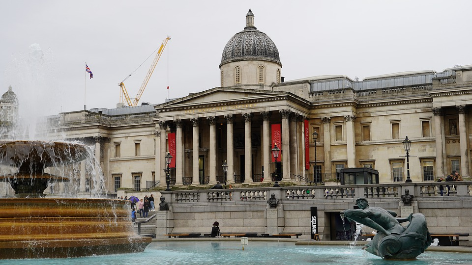 National Gallery, London, England