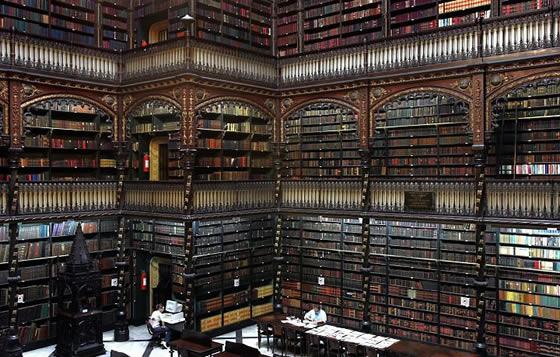 Royal Portuguese Reading Room (Rio de Janeiro, Brazil)
