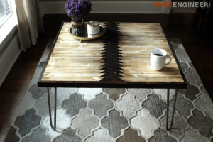 17 Fine DIY Coffee Table To Adorn Your Living Room