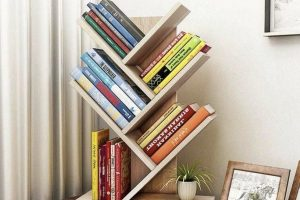 24 Ideas For Amazing Modern Bookshelves You'll Want