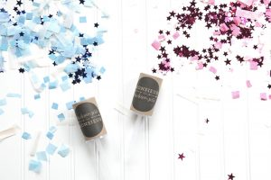 17 Creative Gender Reveal Ideas To Share By Mail Or Social Media